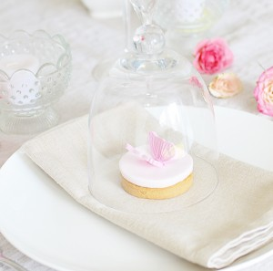 Romantic Table Settings with Sweets