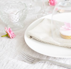 Feminine Table Settings