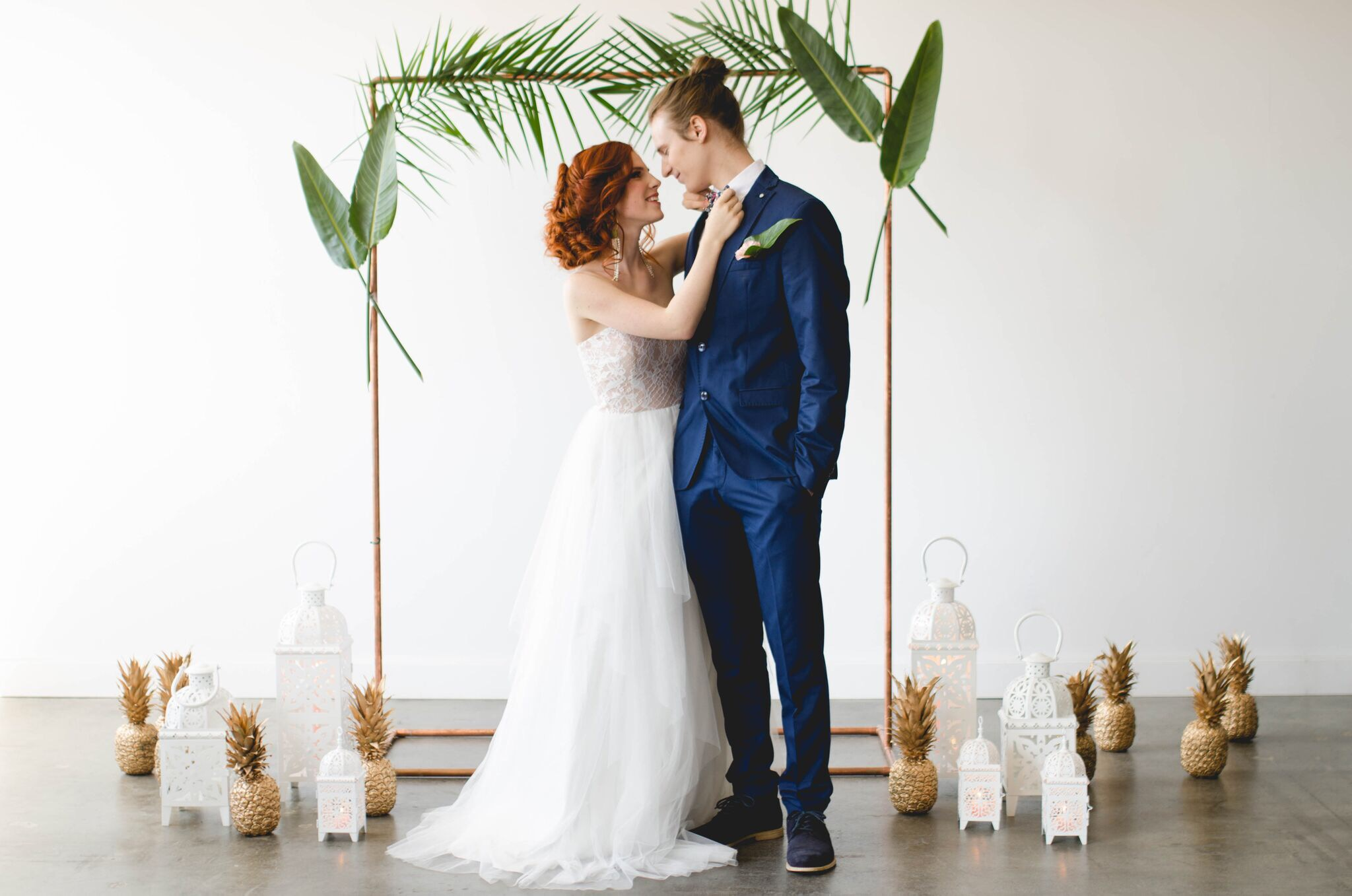 Summer Wedding Inspo: Tropical Wedding - Pâtisserie Petit Lapin